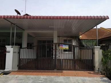 Single story terrace house zone Mawar Bandar Amanjaya Sungai Petani Ke