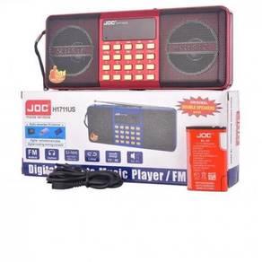 Radio MP3 JOC alquran Islamik / Borong H1711US D
