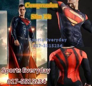 Superman DC Justice League Shirts Baju Super Hero2