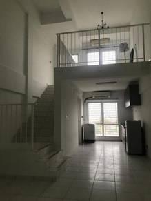 [Walking Distance LRT] Studio Duplex Axis Sohu, Axis Residence, Ampang