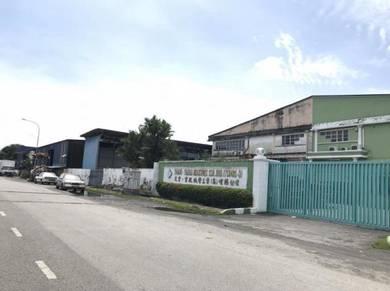 Semi-D Factory, 60x150, Kapar