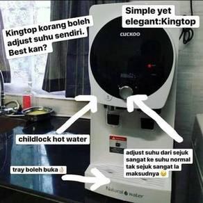 CUCKOO Penapis Air Water Filter Kuang F99DH