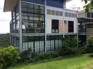 Below Market Value The Bungalow Factory At Shah Alam Hicom