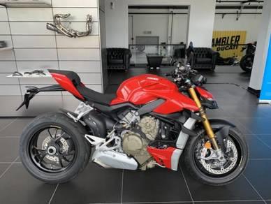 2020 Ducati Streetfighter V4 S FREE OTR