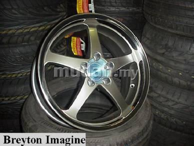 BMW New and Original Breyton Imagine Alloy Rims