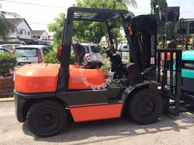 Japan Direct Imported Toyota Forklift 6FD35 diesel