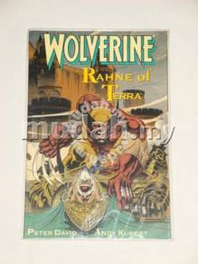 WOLVERINE. Rahne of Terra. 1991