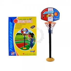 Children Height Adjustable Super Inflatable Basket