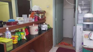 Bayu apartment/ Indah condo / Saujana [ LOW DP ] + [ CASH BACK ]