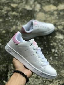 Adidas Stan Smith White Pink