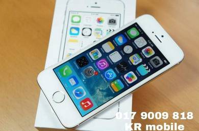 5s 16gb -iphone secon