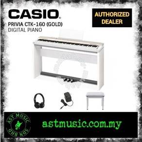 Casio px-160 Px-160GD px160 Digital Piano - Gold