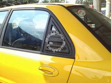 Wira saga viva myvi axia persona Side window cover