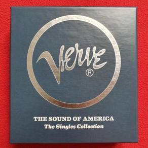 VERVE The Sound Of America 5 CD Set