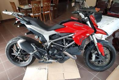 2014 Ducati Hyperstrada 821cc