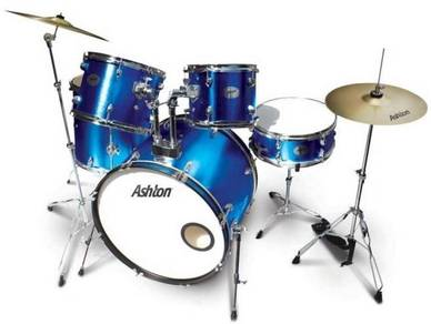 Ashton Joey Drumset Drum set w/Cymbal