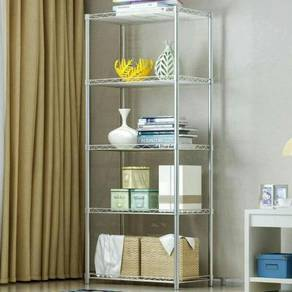 Metal Storage Rack (5 aras)