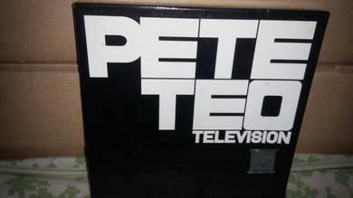 CD Pete Teo - Television