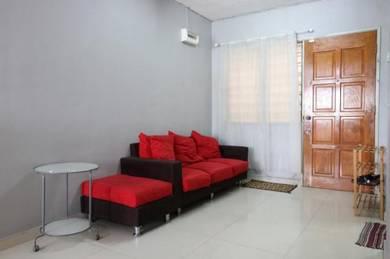 Desa Satu Apartment Kepong Aman Puri l Good Condition l Offer !!!