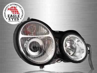 Mercedes Benz W210 Projector Head Lamp 95-98