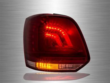 VW Polo LED Light Bar Tail Lamp 09~17