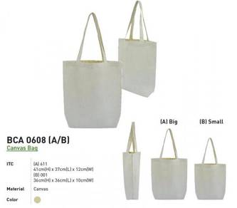 Canvas Bag code BCA0608 (A/B)