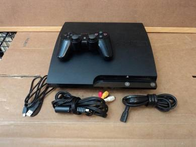 PS3 used 500gb