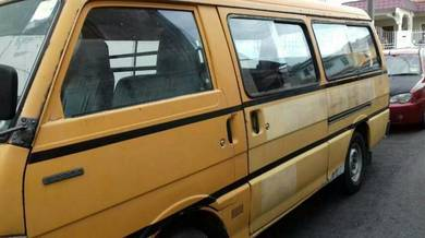 Van Ford Maxi 1.8