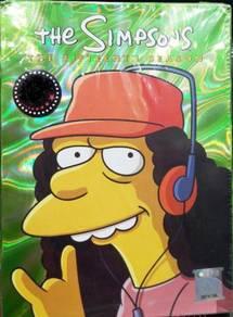DVD The Simpsons The Fifteenth Season Anime 4DVD