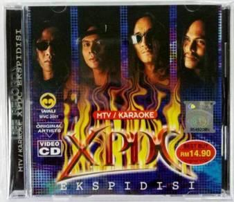 XPDC Ekspidisi VCD MTV Karaoke