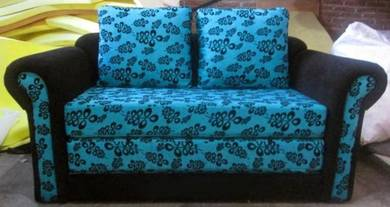 Modern 2 seater sofa bed