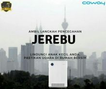 Penapis udara jerebu 3