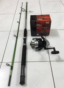 Shimano SW Fishing Tackle Combo Set ( Rod + Reel