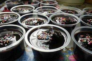 Cup Cake Coklat Moist