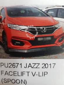 Honda jazz 17-19 v lip spoon pu material