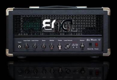 ENGL GigMaster E315 Tube Head Guitar Amp - 15W