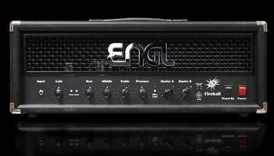 ENGL E625 Fireball Tube Head Guitar Amp - 60W