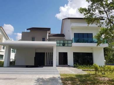 East Ledang Bungalow Corner Lot Fully Renovated Iskandar Puteri