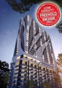 FREEHOLD-Jalan Gombak-Setapak-Low Density Residential Title