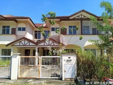 ( Below Market Value ) Double Storey Terrace Taman Alam Perdana