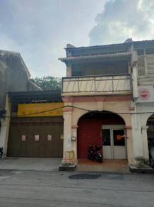 Georgetown Lebuh Noordin 2 Storey Commercial title, 5000sf, Warehouse