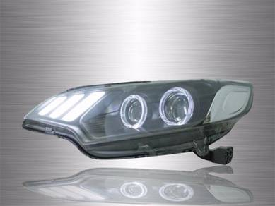 Jazz Projector LED Light Bar Head Lamp 14~17