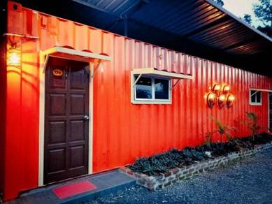 5 Stone Cabin Chalet (Taiping)