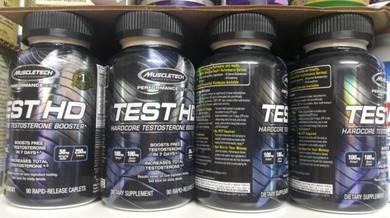 Muscle tech test HD testosterone booster Naik musc