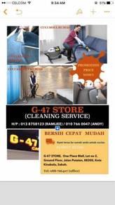 Cuci karpet rumah
