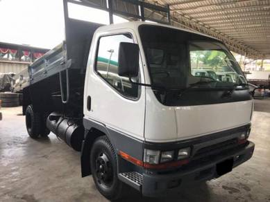 Mistubishi canter fuso 3.9 all new steel tipper gr