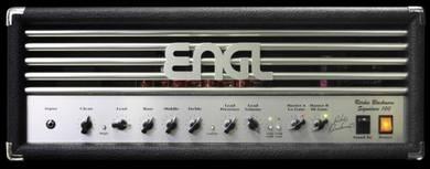 ENGL E650 Ritchie Blackmore Head Guitar Amp - 100W