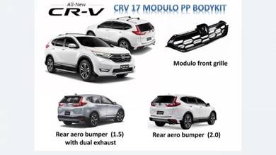 Honda CRV 17 modulo bodykit and accessories
