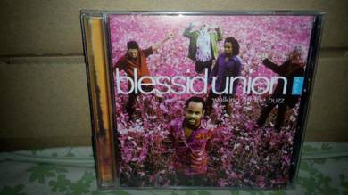 CD Blessid Union of Souls - Walking InThe Buzz