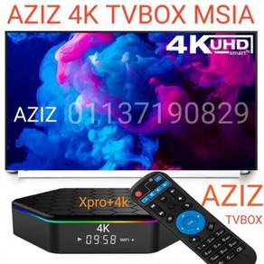MALAYSIA 4K FREE+COMPLETE TV BOX android tv box